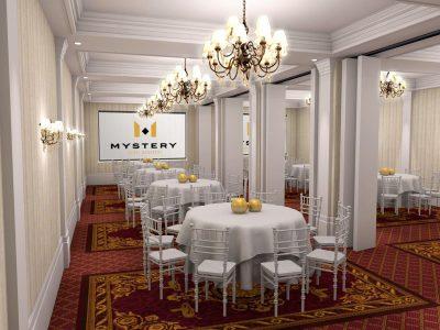Helikon A+B Room - Mystery Hotel Budapest