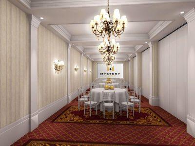 Helikon A Room - Mystery Hotel Budapest