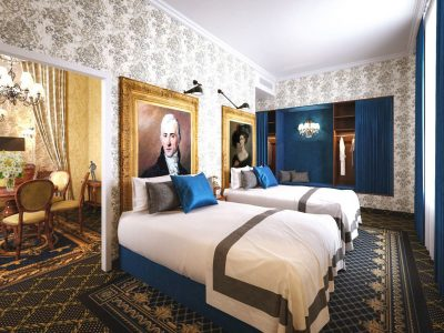 Da Vinci Suite - Mystery hotel Budapest