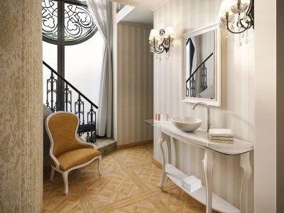 Duplex King Room - Mystery Hotel Budapest