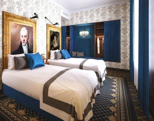 Mystery Double-Double Szoba - Mystery Hotel Budapest