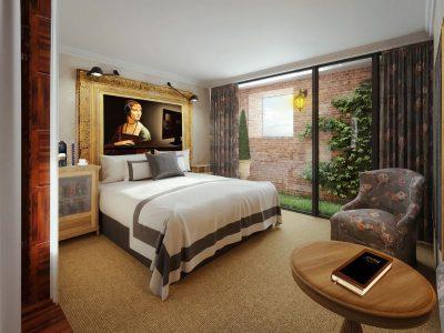 Mystery King Room - Mystery Hotel Budapest