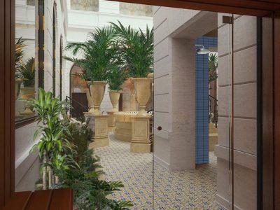 Secret Garden Spa - Mystery Hotel Budapest