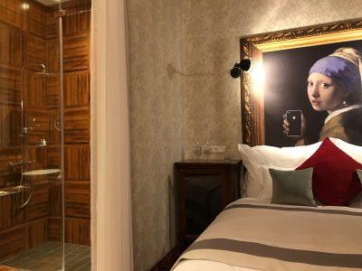 Superior King Szoba - Mystery Hotel Budapest