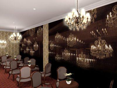 Conference Foyer - Mystery Hotel Budapest