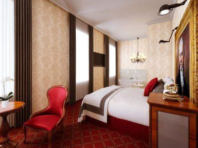 Studio Lakosztály - Mystery Hotel Budapest