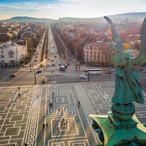 Andrássy út - Mystery Hotel Budapest
