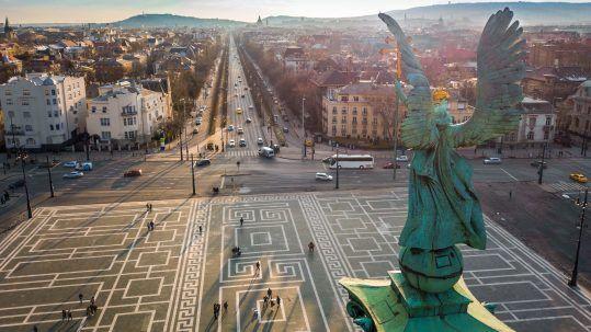 Andrássy Avenue - Mystery Hotel Budapest
