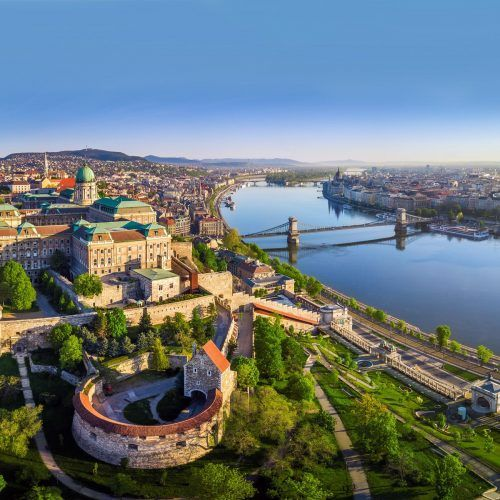 Royal Palace and the Castle District - Mystery Hotel Budapest