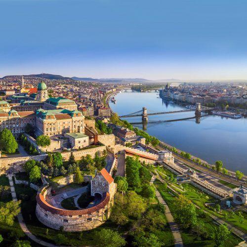 Budai Várnegyed - Mystery Hotel Budapest