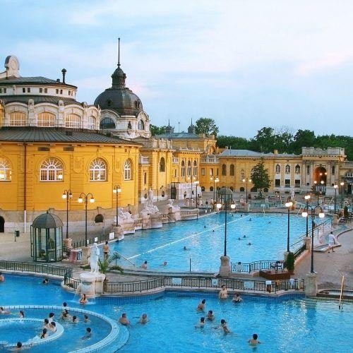 Széchenyi Fürdő - Mystery Hotel Budapest