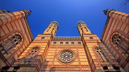 Dohány Street Synagogue -Mystery-Hotel-Budapest