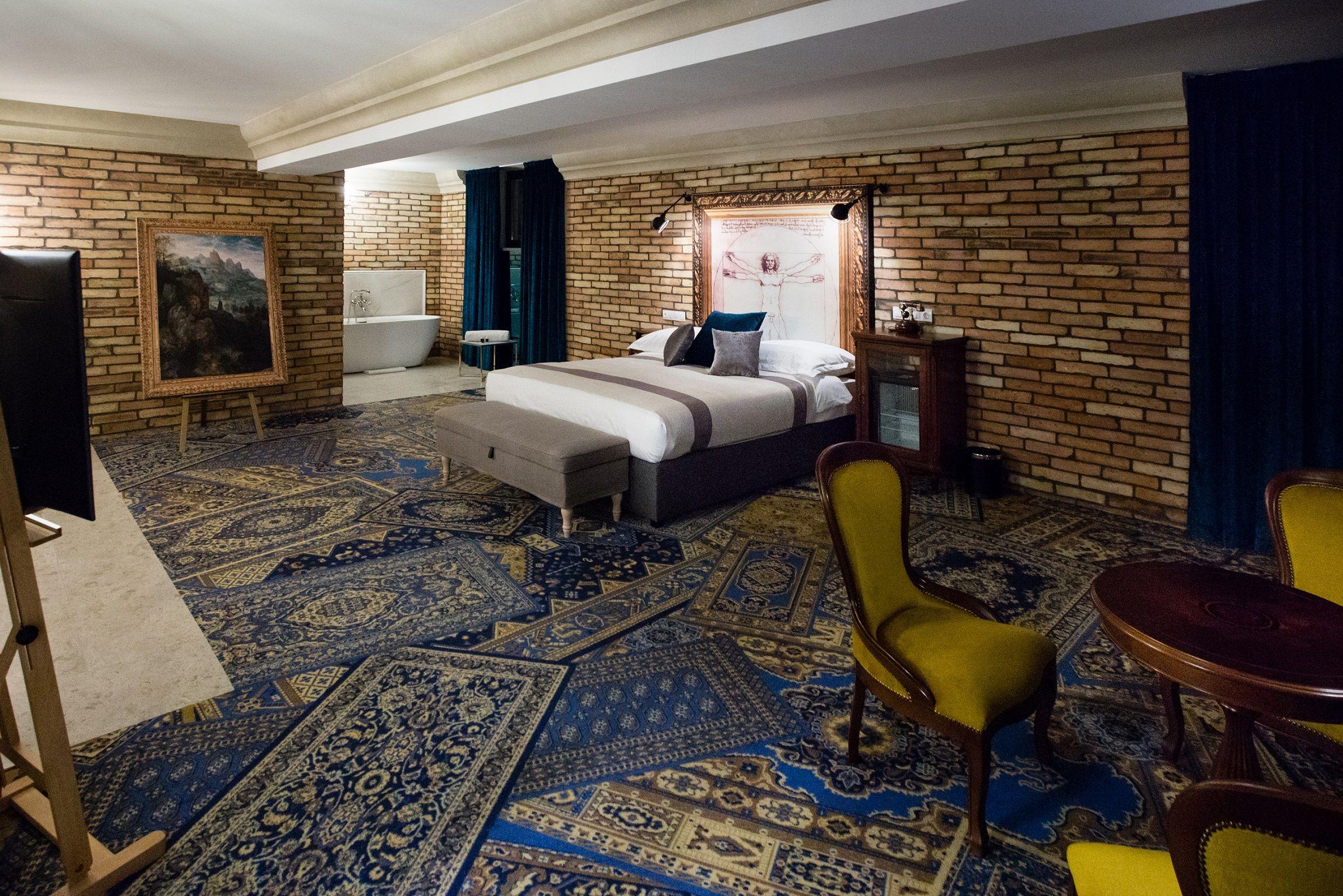 Atelier Studio - Mystery Hotel Budapest