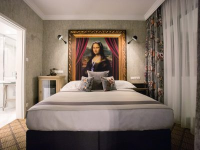 Studio Suite - Mystery Hotel Budapest