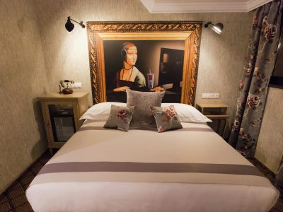 Superior King - Mystery hotel Budapest