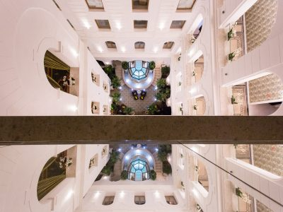 The Secret Garden Spa birdview - Mystery Hotel Budapest