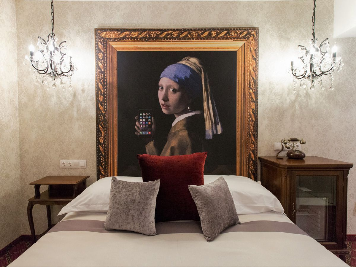 Superior King room - Mystery Hotel Budapest