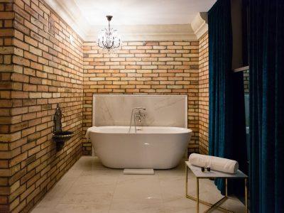 Atelier Studio bathtub - Mystery Hotel Budapest