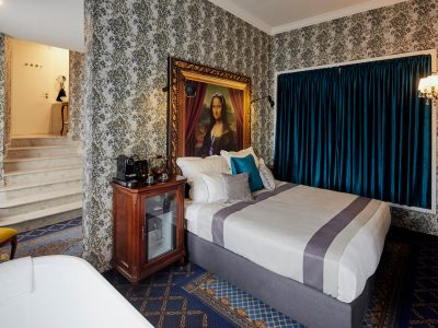 Da Vinci Suite one bedroom - Mystery Hotel Budapest