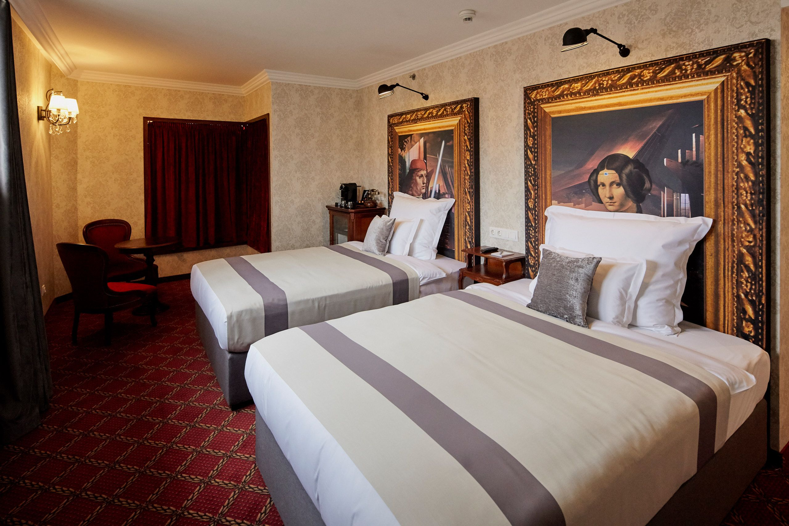 Mystery Double Double - Mystery Hotel Budapest