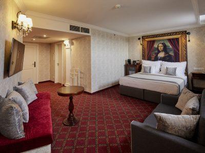 Studio Suite - Mystery Hotel Budapest