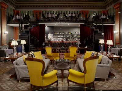 The Great Hall Restaurant & Lounge - Mystery Hotel Budapest