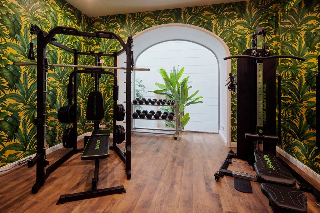 The Secret Garden Day Spa fitness – Mystery Hotel Budapest