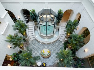 The Secret Garden Day Spa – Mystery Hotel Budapest