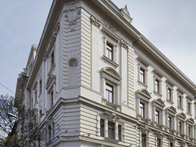 Building - Mystery Hotel Budapest