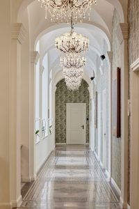 Corridor - Mystery Hotel Budapest